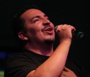 Edwin Cacacho, abrió el concierto la noche del domingo, para el cierre de la Expo Fe Latina.  Foto: Robin Martínez/CGN